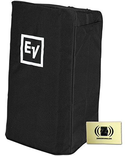 Electro Voice ZLX-12 and ZLX-12P Loudspeaker Protection Pack with ZLX-12-CVR Padded Cover and Polishing Cloth