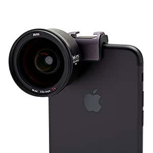 ExoLens PRO with Optics by ZEISS Wide-Angle Kit for iPhone 7, 6/6S, 6 Plus/6S Plus