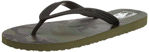 Vans  Hanelei - Zapatillas para hombre Negro (camo/green)