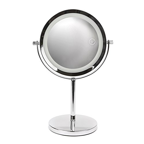 Home Basics LED Cosmetic Mirror, -
