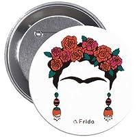 Frida Kahlo 3 - Rozet
