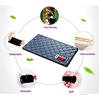 UniqueX Fashion Sticky Pad Dash Mat Cell Phone Holder Holds Cell Phones, Radar Detector, Gps Phone Accessories Dashboard Mat Sticky Mat Car Pad