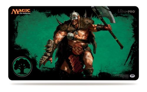 Magic The Gathering Play Mat Mana 4 - Garruk