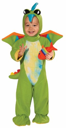 Rubies Costume Green Dino Baby