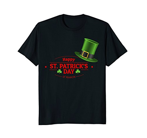 Happy St Patricks Day Tshirt (Day San Happy Patrick)
