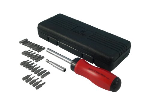 sunex 9829 professional gearless screwdriver set 613364398296. Black Bedroom Furniture Sets. Home Design Ideas