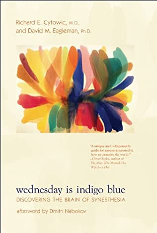 book cover of Wednesday Is Indigo Blue