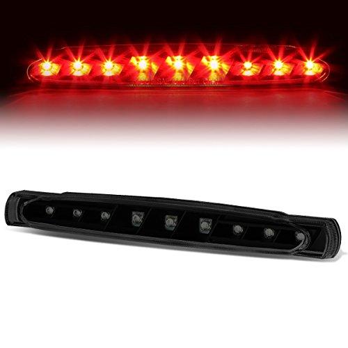 Rear High Mount Tinted Housing LED 3rd Tail Brake Light for Chevy Corvette C5 97-04
