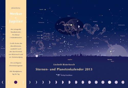 Sternen- und Planetenkalender 2013