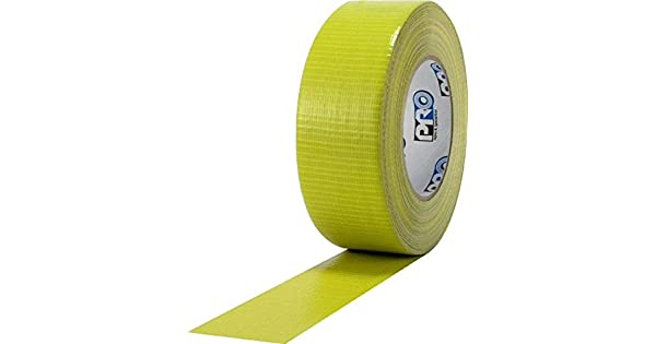 60 yds Length x ProTapes Pro Duct 110 PE-Coated Cloth General Purpose Duct Tape