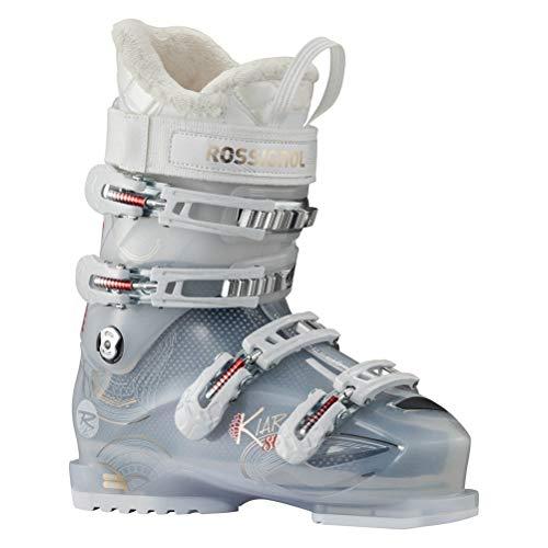 80 Womens Alpine Ski Boot - Rossignol 2014 Kiara Sensor 80 Women's Ski Boots (23.5)