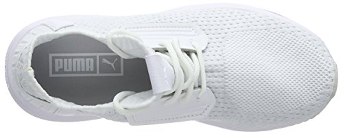 Unisex Knit White puma Puma Blanco Uprise Adulto nimbus Zapatillas Violet 02 Cloud gray 1xqAtwwR6