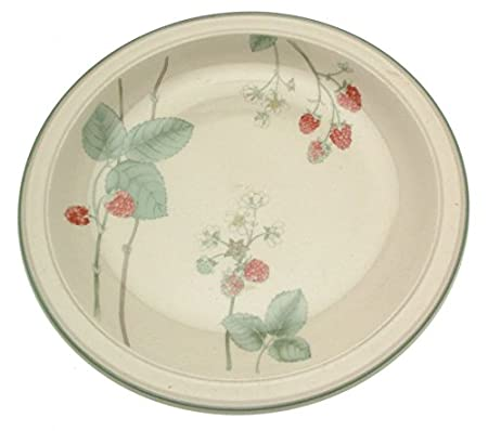 Wedgwood Raspberry Cane Dinner Plate 27 cms Wedgwood Tableware  sc 1 st  Amazon UK : wedgwood tableware uk - pezcame.com