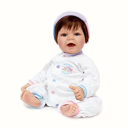 Madame Alexander Sweet Baby Light Skin Tone Brown Eyes/Brown Hair Baby Doll, Multicolor