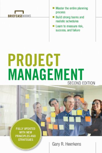 Amazon project management second edition briefcase books project management second edition briefcase books series by heerkens gary r fandeluxe Images