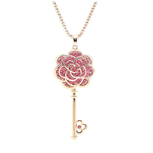 CherryGoddy Open Your Heart Jewelry Key European And American High-End Fashion - Cheapest Tory Burch