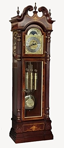 Charles R Sligh Grandfather Clock Model 233 Limited Edition #349 of 1000 (Sligh Grandfather Clock)