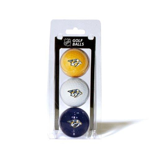 NHL Nashville Predators 3 Ball Clam, Outdoor Stuffs