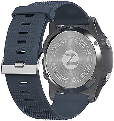 Amazon.com: Zeblaze Vibe 3 Flagship Rugged Smartwatch 33 ...