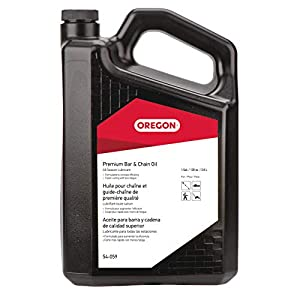 Oregon 54-059 Chainsaw Bar and Chain Oil, 1 Gallon