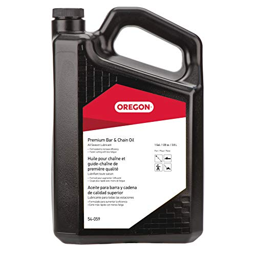 Oregon 54-059 Chainsaw Bar and Chain Oil, 1 Gallon