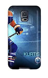 EverettAlenders CThhIWy10364UnPYM Case For Galaxy S5 With Nice Edmonton Oilers (18) Appearance