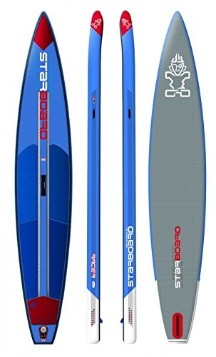 Starboard Racer Deluxe 12'6 SUP Stand Up Paddle Board 2017