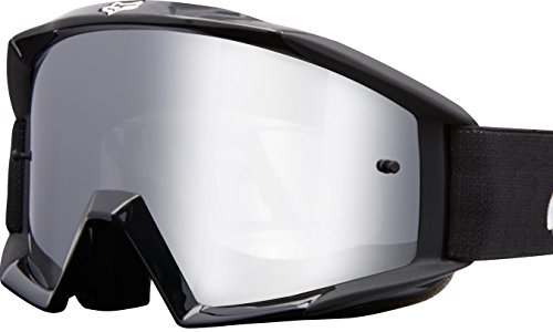 Fox Racing Main Race Men's Off-Road Motorcycle Goggles Eyewear - Black/No (Fox Goggles)