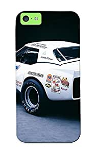 Appearance Snap-on Case Designed For Iphone 5c- 1974 Greenwood Chevrolet Corvee Imsa Road Racingc3 Race Supercar Supercars Muscle Classic Hot Rod(best Gifts For Lovers)