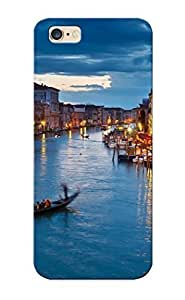 6a0a4ea4618 Snap On Skin For Iphone 6 Plus 5.5 Phone Case Cover (landscapes Cityscapes Architecture Venice )/ Appearance Nice Gift For Christmas