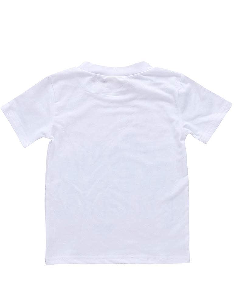 Bigbuyu Baby Girls Boys Matching T-Shirt Top Infant Toddler Cotton T-Shirt Blouses for Cousins