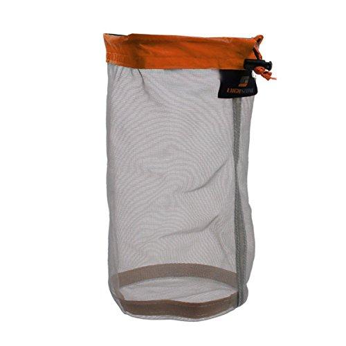 Ultra Light Mesh Stuff Sack Storage Bag for Tavel Camping Size M - 1