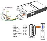 Loto PC Oscilloscope + Logic Analyzer