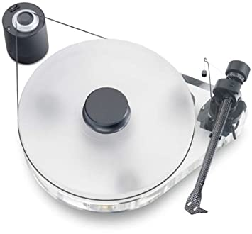 Pro-Ject RPM 9.1 - Tocadiscos manual de plástico (brazo de ...