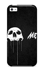Durable Case For The Iphone 5c- Eco-friendly Retail Packaging(heavy Metal) by lolosakes