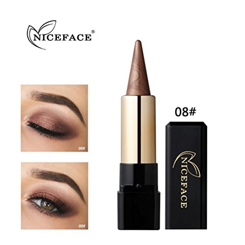 Best Pro Eyeshadow Makeup - Waterproof Eyeliner Cream Eye Li