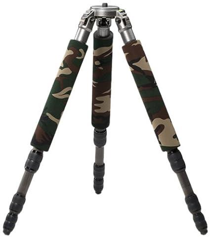 LensCoat LCG1228FG LegCoat Gitzo 1228//1258//2228//2258 Manfrotto MN055MF4 Tripod Leg Covers Forest Green Camo