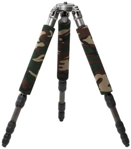 LensCoat LCG1548FG LegCoat Gitzo 1548 Tripod Leg Covers (Forest Green Camo)