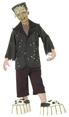 [Kids Frankie Costume - Child Large] (Boys Frankenstein Costumes)