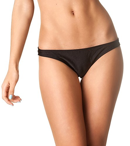27da30ddef6fd THE MESH KING Coqueta Swimwear Ruffle Wavy Brazilian Bikini Bottom Hipster  ALLURE Sexy Swimsuit