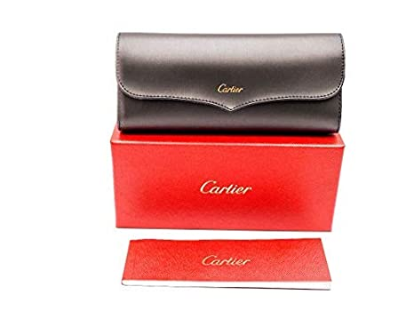6fe83c59bdbc Image Unavailable. Image not available for. Color  Cartier Sunglass Case
