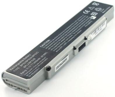 Batería batería para batería de repuesto para ordenador portátil Sony VAIO VGN-FE28H