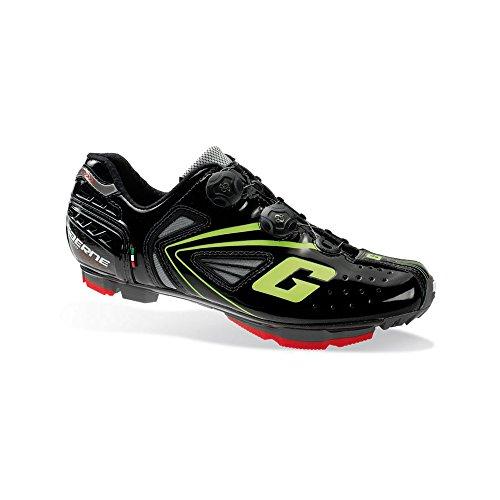 GAERNE carbono G.Chrono zapatos se ven ciclismo Black