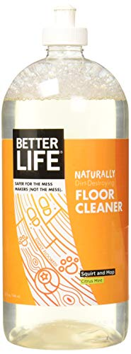 Better Life Simply Floored! Natural Floor Cleaner Citrus Mint -- 32 fl oz