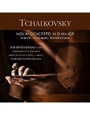 Violin Concerto In D Major Op 35 (Vinyl)