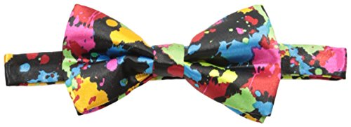 Panegy-Mens-Assorted-Pattern-Adjustable-Jacquard-Pre-Tied-Tuxedo-Neck-Bowtie