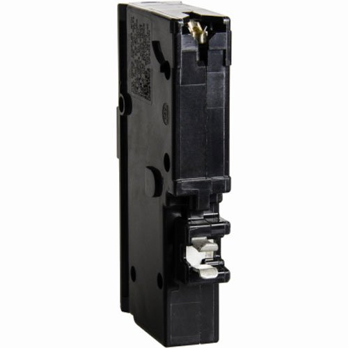 Square D by Schneider Electric HOM115PCAFIC Homeline Plug-On Neutral 15 Amp Single-Pole CAFCI Circuit Breaker, ,