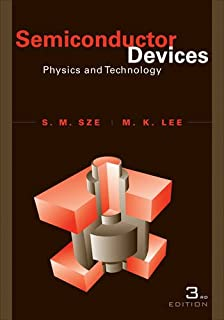 Vlsi technology simon sze 9780070627352 amazon books semiconductor devices physics and technology fandeluxe Images