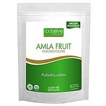 Rootalive Organic amla fruit powder 200g