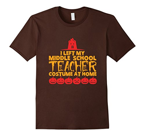 Mens Halloween Costume For Middle School Teacher. Teacher Shirt. 3XL (Best Middle School Halloween Costumes)